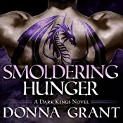 Smoldering Hunger: Dark Kings Series #8 | Donna Grant