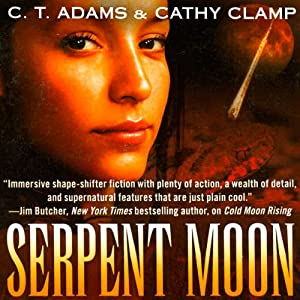Serpent Moon Audiobook