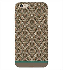 PrintDhaba Pattern D-1519 Back Case Cover for APPLE IPHONE 6 PLUS (Multi-Coloured)