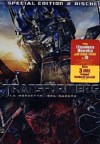 Transformers - La Vendetta Del Caduto (Special Edition) (2 Dvd)