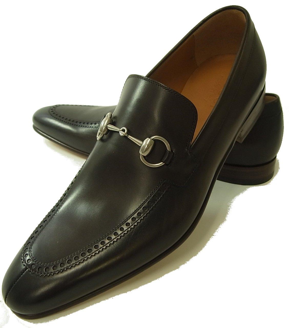 (グッチ)GUCCI 靴 メンズ  メダリオン ビットシューズ(ココア) 269653 BLM00 2140 G-5498 [並行輸入品]