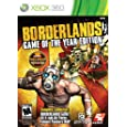 Borderlands Game of the Year -Xbox 360