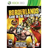 Borderlands Game of the Year -Xbox 360 ~ 2K