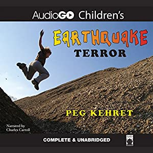 Earthquake Terror Audiobook
