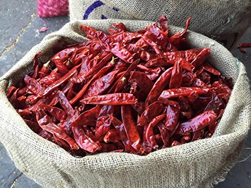Thai Whole Dried Chile 3.5 Oz x 2 (Thai Dried Chili compare prices)