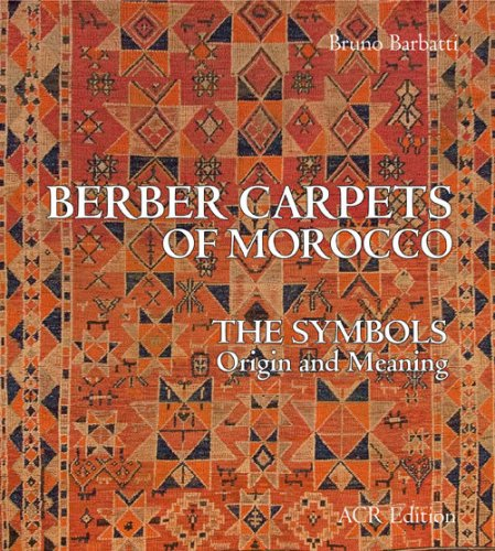 Berber Carpets of Morocco. The Symbols. Origin and Meaning