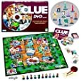 Clue Dvd Game  by Hasbro