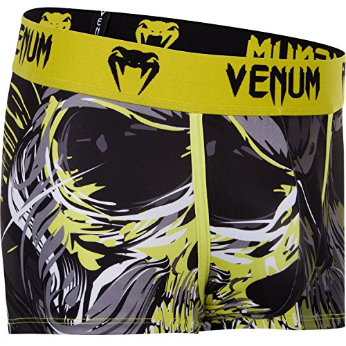 Venum Viking Men's, Pantaloncini da pugile nero nero 2X-Large