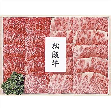 松阪牛 焼肉用詰合せ
