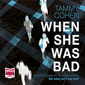 When She Was Bad Audiobook