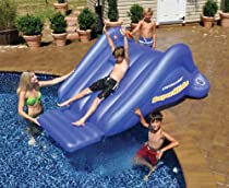 Big Sale Swimline Super Slide Inflatable Pool Toy (Discontinued by Manufacturer)
