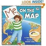 Me On The Map (Turtleback School & Library Binding Edition) (Reading Rainbow Readers (Pb))