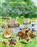 img - for Hier kommen die Wikinger! book / textbook / text book