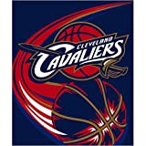 Cleveland Cavaliers NBA Royal Plush Raschel Blanket (700 Series) (50 x60 ) Amazon.com