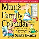 Mum's Family Calendar 2016 (2016 Cale...