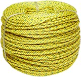 Danielson Lead Coil Core Rope, 5/16-Inch Diameter, 600-Feet