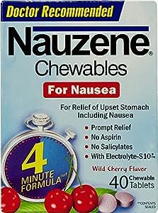 Amazon.com: Nauzene Upset Stomach Relief Including Nausea ...
