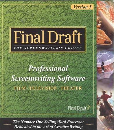 Final Draft 5.0