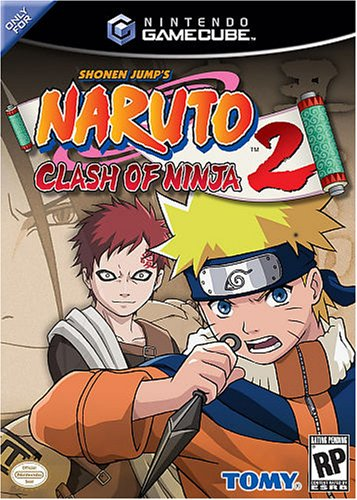 Naruto Clash of Ninja 2 (Naruto Games For Gamecube compare prices)