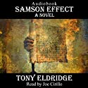 The Samson Effect: A Novel (       UNABRIDGED) by Tony Eldridge Narrated by Joe Cirillo