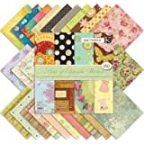 K&Company 12-by-12-Inch Best of Brenda Walton Designer Paper Pad, 150 Sheet