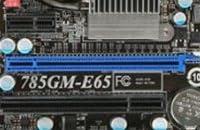 MSI M-ATX AMDシリーズ マザーボード 785GM-E65