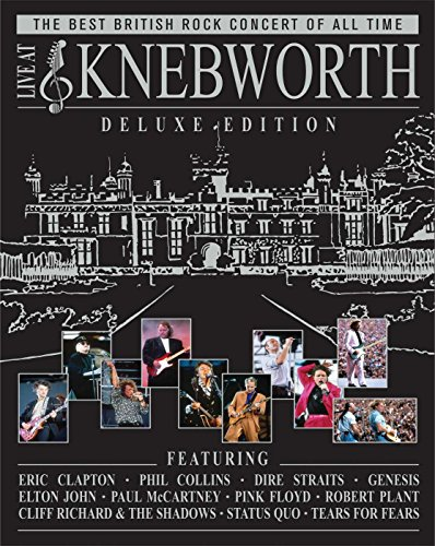 Live At Knebworth 1990 (Deluxe Edition) (2 Dvd+2 Cd)