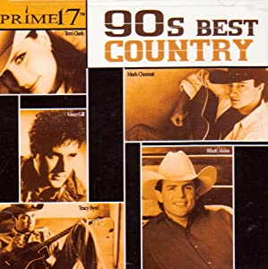 Various artists prime 17 90s best country for 90 s house music artists