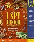I Spy Junior Puppet Playhouse (Jewel...