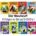 Der Maulwurf - 8 DVD Set (DVD 1 -8) (8DVDs)