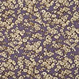 V&A Fabric - Tree Buds (Tan)||RF20F