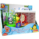 Fisher-Price Wonder Pets Portable Playsets Ming Ming