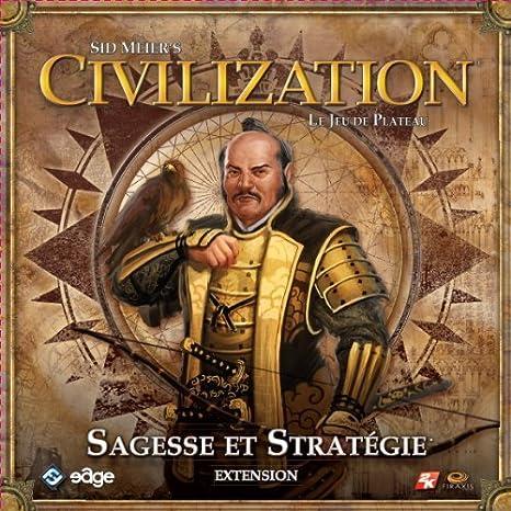 Civilization : Extension Sagesse et Stratégie (Version Française)