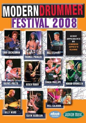 DVD : Ndugu Chancier - Modern Drummer Festival: Weekend 2008 (DVD)