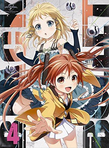 ブラック・ブレット 4 (初回限定版BD) [Blu-ray]