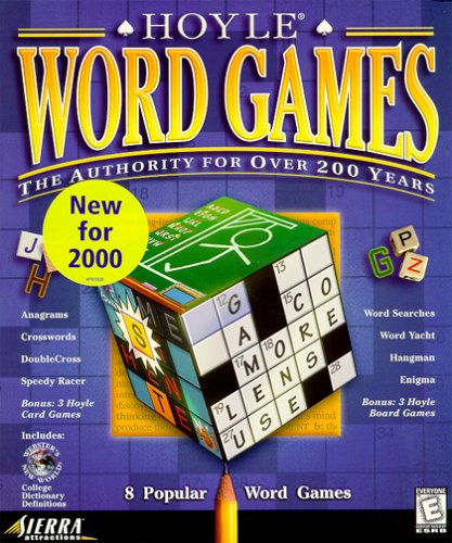 Hoyle Word Games 2000 - PC (Word Game Software compare prices)
