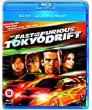 The Fast And The Furious - Tokyo Drift [Blu-ray] [Region Free]