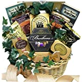 Art of Appreciation Gift Baskets Medium Sweet Sensations Gourmet Food and Snacks