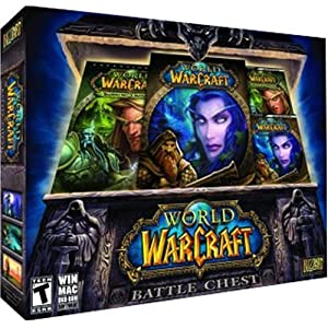 World of Warcraft Battle Chest Game $9.99