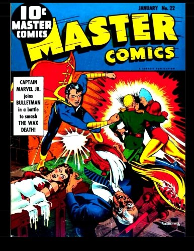 Master Comics #22: Classic Adventures from the Golden Age of Comics (Master Comics Therrian compare prices)