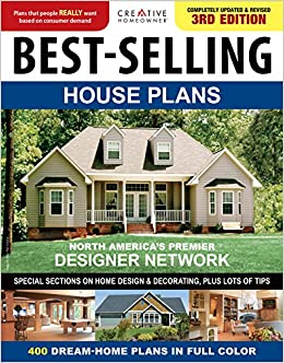 Best selling house plans creative homeowner for Top selling house plans
