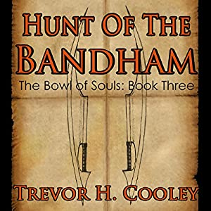 Hunt of the Bandham Audiobook