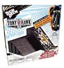 Spinmaster Tech Deck Tony Hawk Big Ramps with Board, Big Pyramid with Ledge