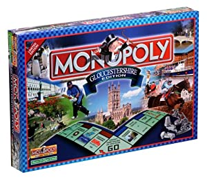 Gloucestershire Monopoly