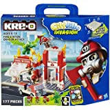 KRE-O CityVille Invasion Fire Station Dragon Attack Set (A3248)