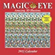 Magic Eye 2013 Wall Calendar: Amazing 3D Illusions