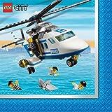 Amscan Lunch-Servietten Lego