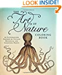 The Art of Nature Coloring Book: 60 I...