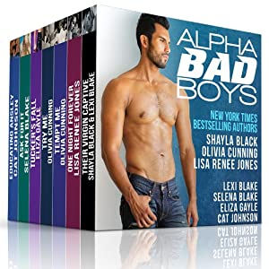 Alpha Bad Boys Boxed Set