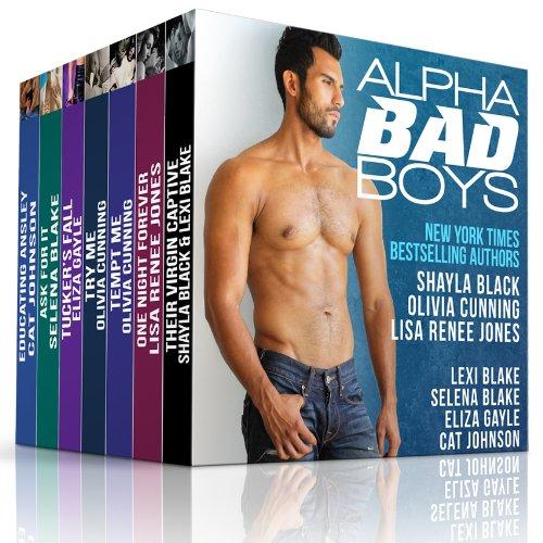 Alpha Bad Boys (7-in-1 Box Set) by Shayla Black